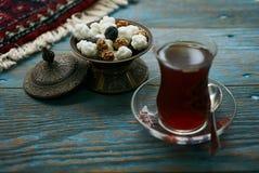 Azerbaijan national pastry Gogal royalty free stock photos