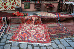 Azerbaijani carpets Royalty Free Stock Image