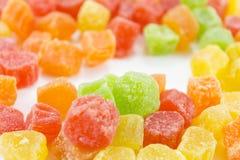 Azerbajdzjanska sötsaker (torkade frukter) Fotografering för Bildbyråer