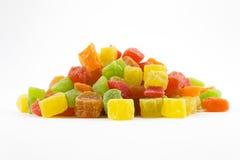 Azerbajdzjanska sötsaker (torkade frukter) Royaltyfria Foton