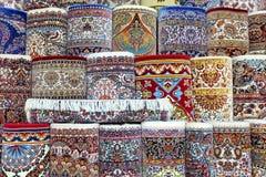 Azerbeidzjaans tapijten Royalty-vrije Stock Afbeelding
