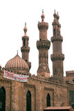 azhar cairo för al moské Royaltyfri Foto