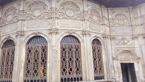 Azhar moské Arkivfoton