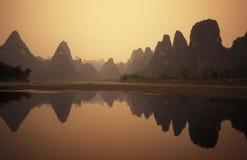 AZIË CHINA GUILIN Royalty-vrije Stock Afbeeldingen