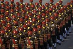 AZIË INDIA DELHI Stock Afbeeldingen