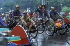 AZIË INDONESIË DJAKARTA Stock Afbeelding