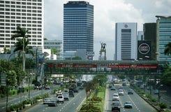 AZIË INDONESIË DJAKARTA Royalty-vrije Stock Foto's