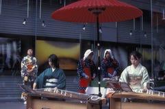 AZIË JAPAN TOKYO Stock Foto's