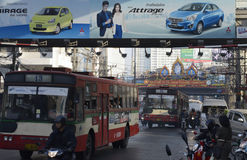 AZIË THAILAND BANGKOK Stock Foto's