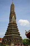 Azië Thailand in de installatie en kleurengodsdienst m van Bangkok Stock Afbeelding