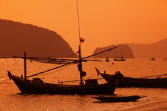 AZIË THAILAND HUA HIN KHAO SAM ROI YOT Stock Afbeeldingen