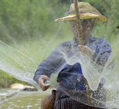 AZIË THAILAND ISAN AMNAT CHAROEN Royalty-vrije Stock Foto's
