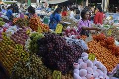 AZIË THAILAND ISAN AMNAT CHAROEN Royalty-vrije Stock Afbeeldingen
