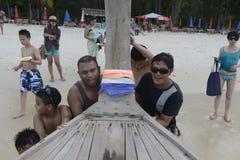 AZIË THAILAND PHUKET RAWAI Royalty-vrije Stock Afbeeldingen