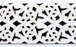 Aziatisch architectuurdetail Stock Foto