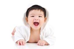 Aziatisch babymeisje stock fotografie