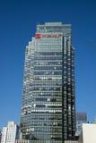 Aziatisch China, Peking, moderne architectuur, Zhonghai-vierkant Stock Afbeelding