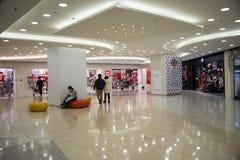 Aziatisch China, Peking, Wangfujing, APM-winkelcentrum, binnenlandse ontwerpwinkel, Royalty-vrije Stock Foto