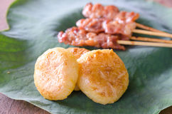 Aziatisch geroosterd varkensvlees Royalty-vrije Stock Afbeeldingen