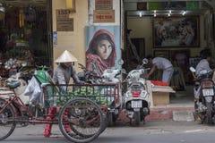 Aziatisch idee van auteursrecht royalty-vrije stock foto's