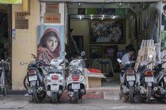 Aziatisch idee van auteursrecht stock fotografie