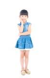 Aziatisch jong geitje Royalty-vrije Stock Foto