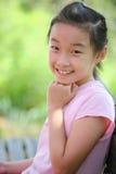 Aziatisch kind Stock Foto