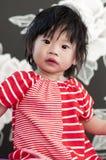 Aziatisch kind Royalty-vrije Stock Fotografie