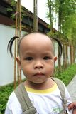 Aziatisch kind 3 Royalty-vrije Stock Afbeelding