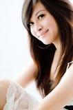 Aziatisch Meisje Stock Foto's