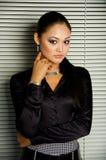 Aziatisch meisje Stock Fotografie