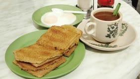 Aziatisch ontbijt Royalty-vrije Stock Fotografie