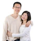 Aziatisch Paar Stock Foto's
