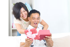 Aziatisch Paar Stock Fotografie