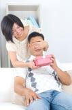 Aziatisch Paar Royalty-vrije Stock Foto