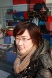 Aziatisch Portret royalty-vrije stock fotografie
