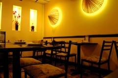 Aziatisch restaurant Royalty-vrije Stock Foto's