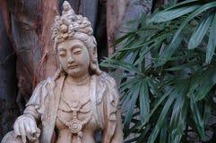 Aziatisch standbeeld Stock Afbeeldingen