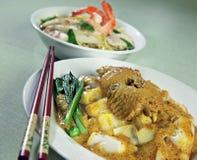 Aziatisch Voedsel Royalty-vrije Stock Foto's