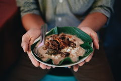 Aziatisch Voedsel Royalty-vrije Stock Afbeelding