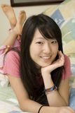 Aziatische Amerikaan Stock Foto