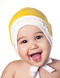 Aziatische babyjongen Stock Fotografie