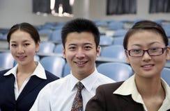 Aziatische bedrijfsmensen Royalty-vrije Stock Afbeelding