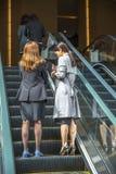 Aziatische bedrijfsvrouwen Royalty-vrije Stock Foto's