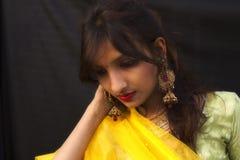 Aziatische Bruid Royalty-vrije Stock Fotografie