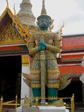 Aziatische de cultuurtempel van Thailand Bangkok Stock Foto
