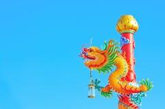 Aziatische draak Royalty-vrije Stock Afbeelding