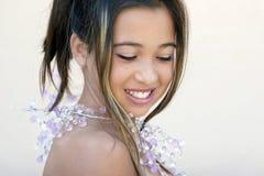 Aziatische glamour royalty-vrije stock foto's