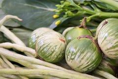 Aziatische groenten Stock Foto's