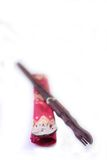 Aziatische houten Eetstokjes Royalty-vrije Stock Afbeelding